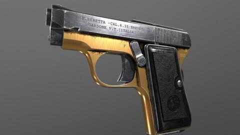 Beretta M418