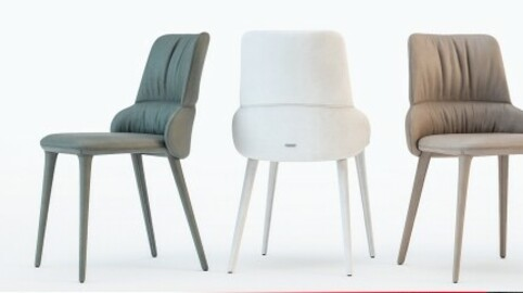 Chair Colecction 1 - 3d