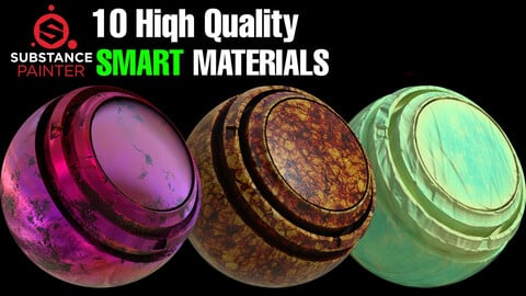 🌟10 High Quality Smart Materials 🌟