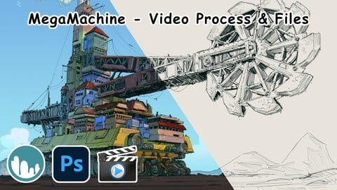 MegaMachine (Video Process & Files)