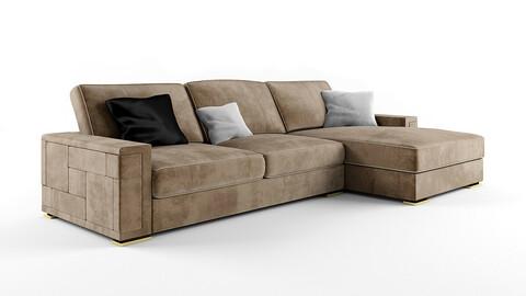 Asnaghi Pixel Sofa