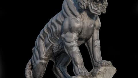 Sculpture Tiger 190