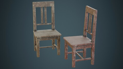 Kitchen Chair 4B