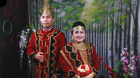 Baju Adat Pernikahan Nias