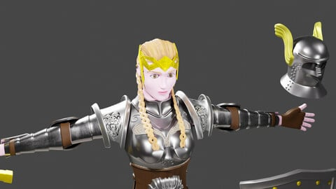 Lionella character