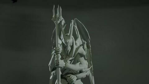 Cult Statue