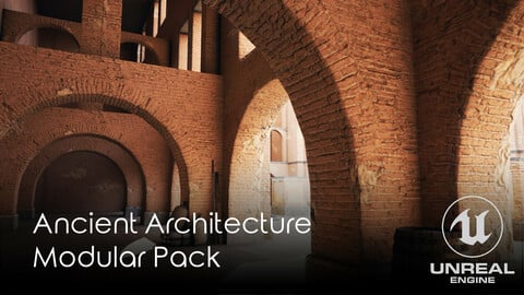 Ancient Architecture [Modular Pack]