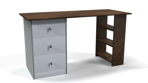 Home Office Desk PBR