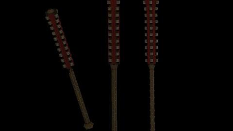 Kanabo - Japanese traditional weapon