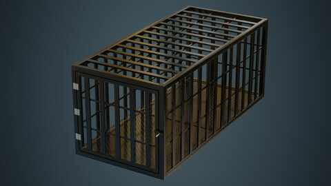 Cage 1A