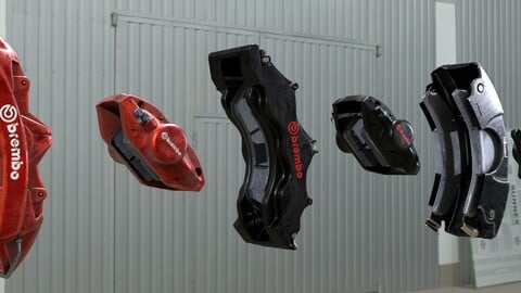 Brake Caliper Pack