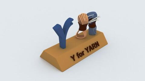 Y for Yarn Model