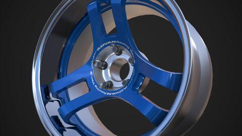 Yokohama Advan Super Racing Ver-2