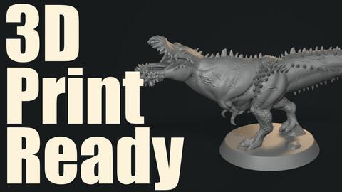 3D Print Ready Deviljho