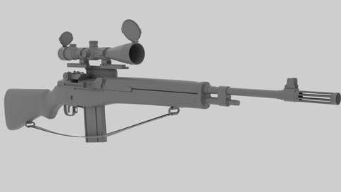 M1A Springfield