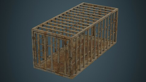 Cage 1D