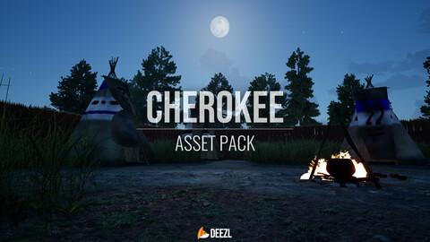 CHEROKEE - ASSET PACK