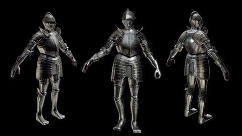 Renaissance Plate Armour