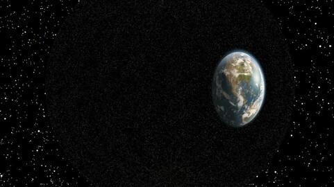 Earth 01. 16K HDRI