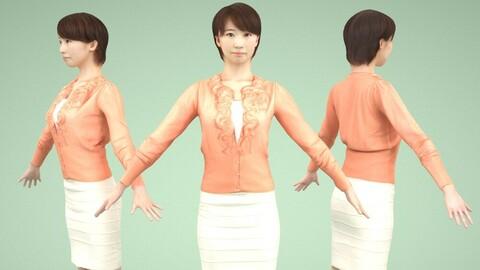 Animated 3D-people 030_Haru