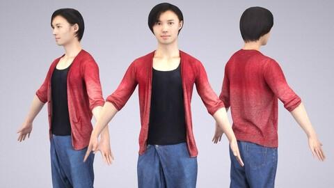 Animated 3D-people 062_Syun