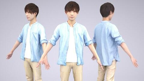 Animated 3D-people 034_Toru