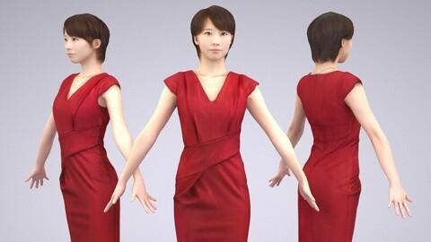 Animated 3D-people 024_Haru