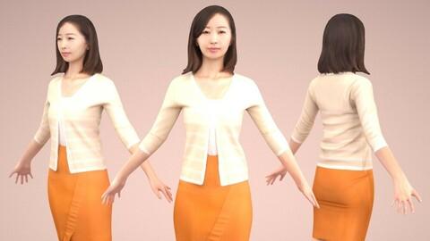 Animated 3D-people 098_Aya