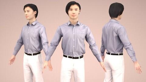 Animated 3D-people 066_Syun