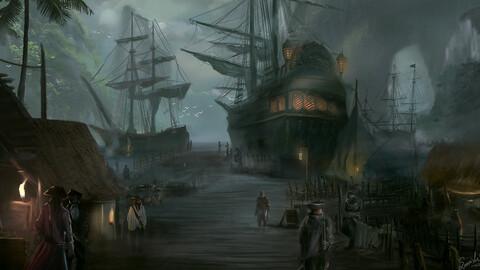 The Caribbean Pirates