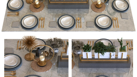 dining table set 010