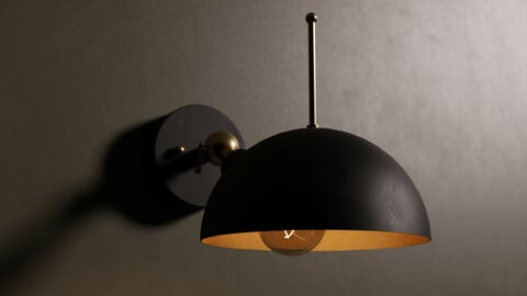 Light Work Design Wall Sconce