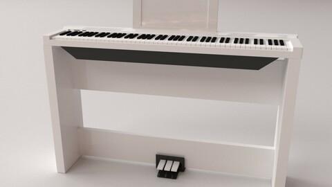 Electronic Keyboard v2