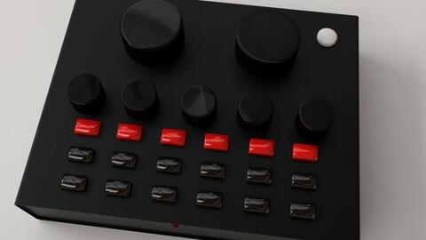 Audio Mixer v2