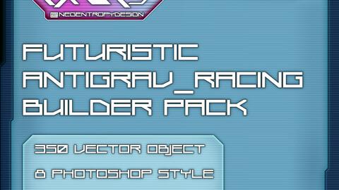 Negentropy.Futuristic Antigrav_Racing Builder Pack