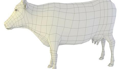 Cow base mesh