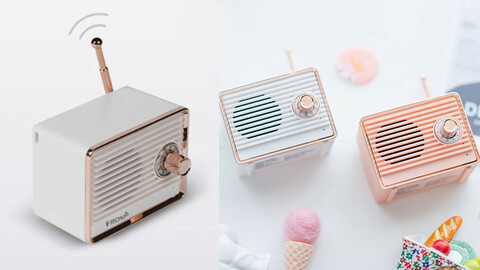 My Melody Portable Bluetooth Speaker 3colors