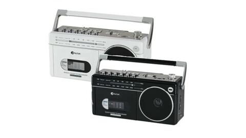 Retro Bluetooth Speaker / Cassette / PA-720BTS