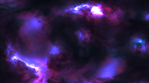 (_megaPack) Space Nebula HDRIs