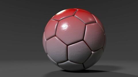 Football ball (Game Ready Model)