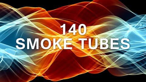 140 Smoke Tube Brushes & PNG