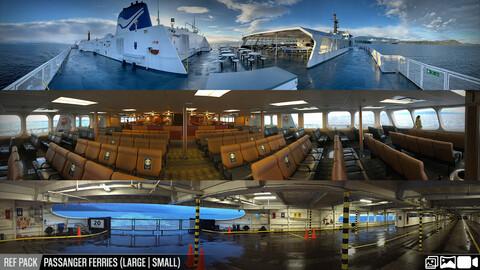 Ref Pack   Passenger Ferries (Large Small)