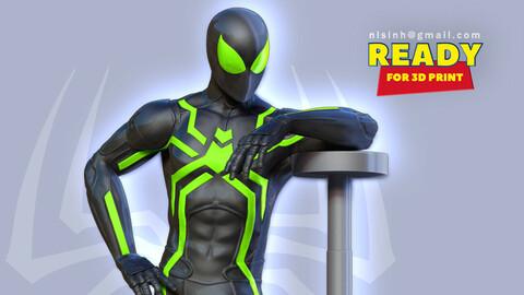 Spiderman - Stealth Suit