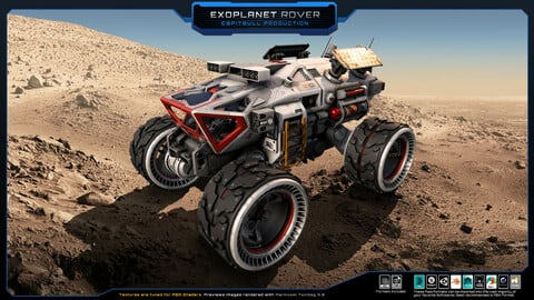 Exoplanet Rover