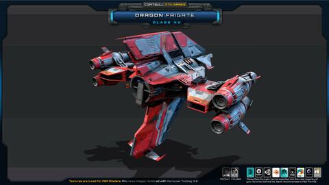 NEXTGEN - Dragon Frigate