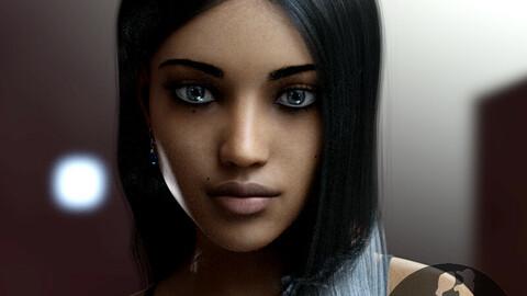 Hanna for Genesis 8 Female