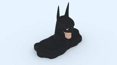 Batman Head Stuff