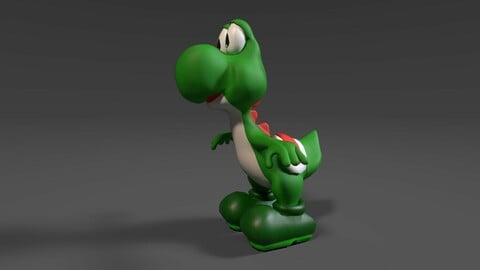 Yoshi (Game Ready Character)