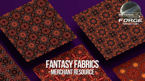 Fantasy Fabrics 1 Merchant Resource