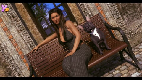 Tamara For Genesis 8 Female